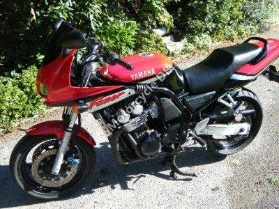 Yamaha FZS 600 Fazer 2001 9881