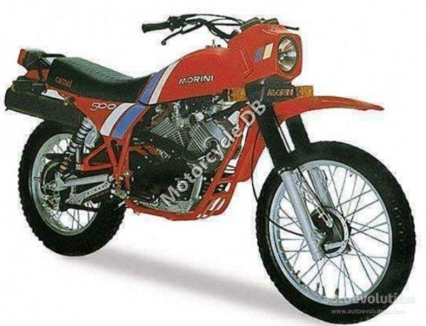 Moto Morini 500 Camel 1981 13505