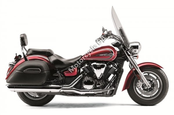 Yamaha V Star 1300 Tourer 2013 22918
