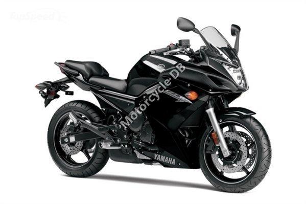 Yamaha FZ6R 2014 23846