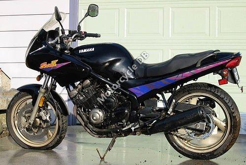 Yamaha XJ 600 S 1985 14410