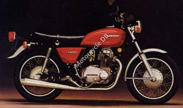 Kawasaki Z 400 G 1980 11830