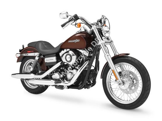 Harley-Davidson FXDC Dyna Super Glide Custom 2011 4591