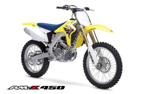 Suzuki RM-Z 450 2007 2313