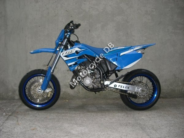 TM racing SMM 450 F Black Dream e.s. 2008 20973