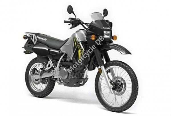 Kawasaki KLR650 2007 1356