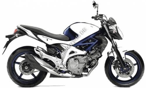 Suzuki Gladius 400 2011 6904