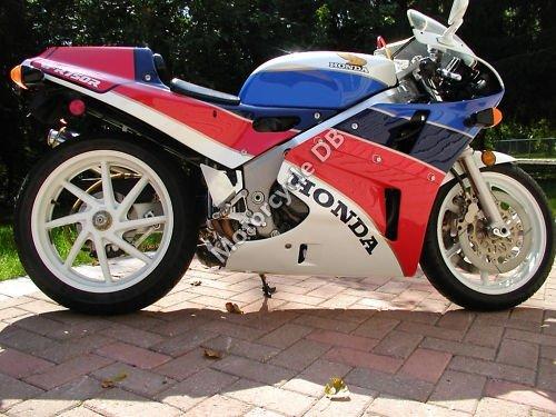 Honda VFR 750 R / RC 30 (reduced effect) 1988 19671