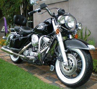 Harley-Davidson FLHS 1340 Electra Glide Sport 1987 13038