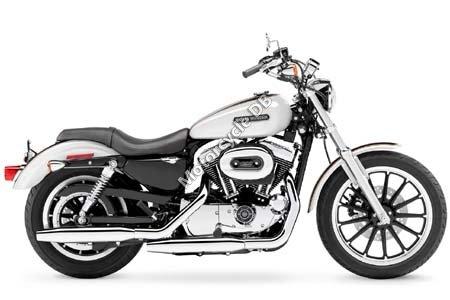 Harley-Davidson XL 1200L Sportster 1200 Low 2006 5631