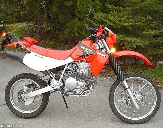 Honda XL 650 Transalp 2003 9583