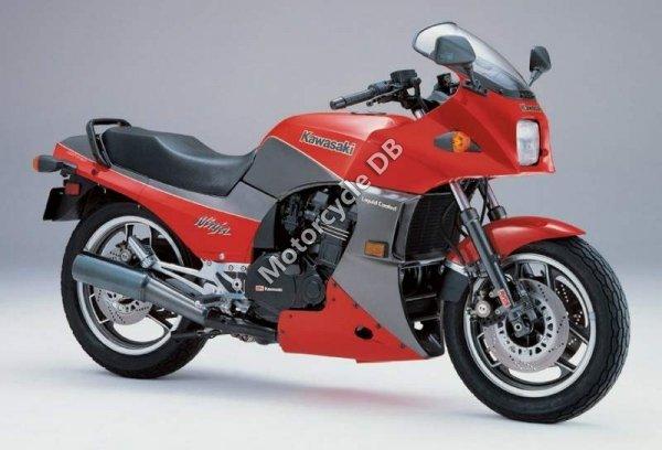 Kawasaki GPZ 900 R (reduced effect) 1987 20922