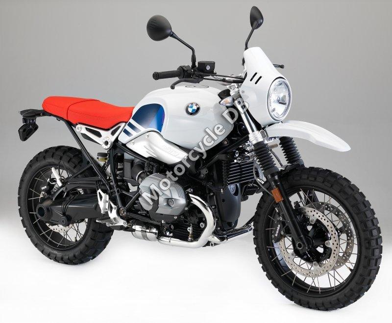 BMW R nineT Urban GS 2018 31942