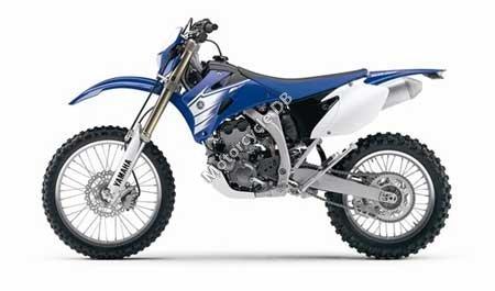 Yamaha WR 250 F 2007 2253
