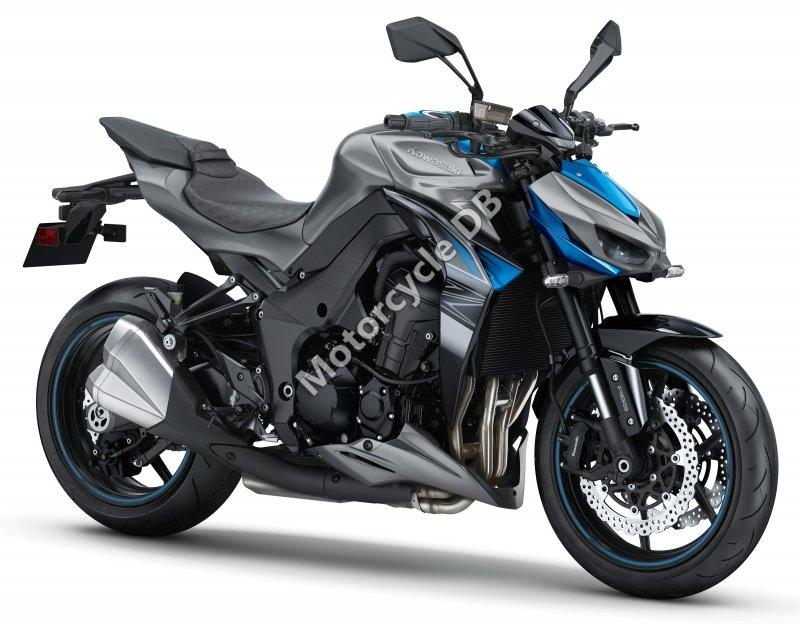 Kawasaki Z1000 2015 28956