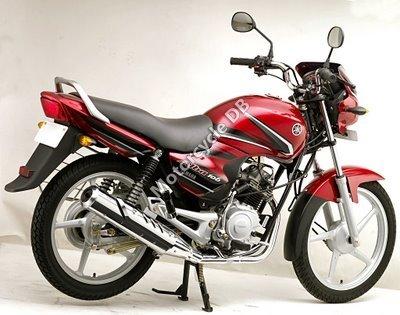 TVS Victor GLX 125 2007 11010