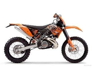 KTM 250 EXC 2008 7194