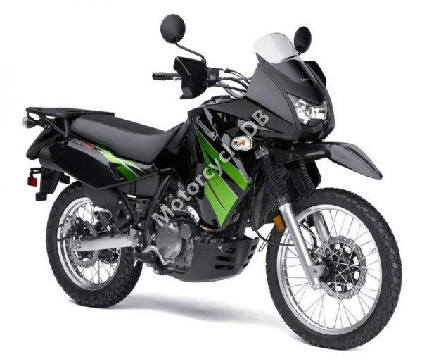 Kawasaki KLR 650 2011 1358