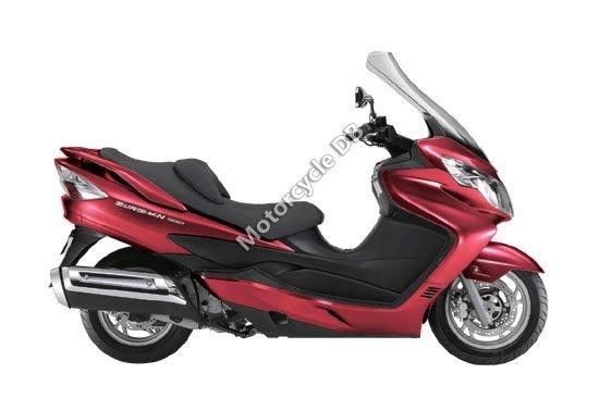 Suzuki Burgman 400 2007 2106