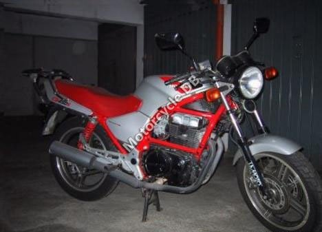 Honda CB 450 S (reduced effect) 1986 14663