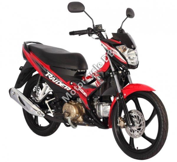 Suzuki Raider J 115 Fi 2014 23613