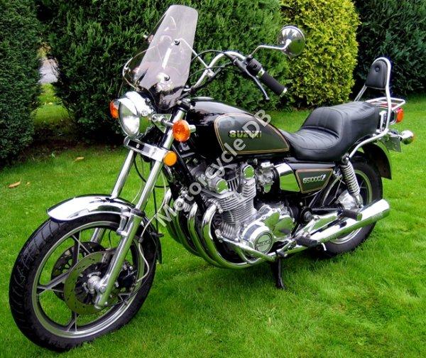 Suzuki GS 1000 L 1981 6601