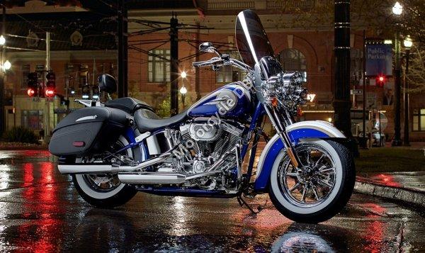 Harley-Davidson CVO Softail Deluxe 2014 23418