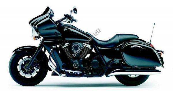 Kawasaki VN 1700 Voyager 2009 14678