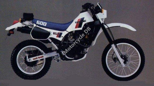 Kawasaki KLR 600 1984 13690