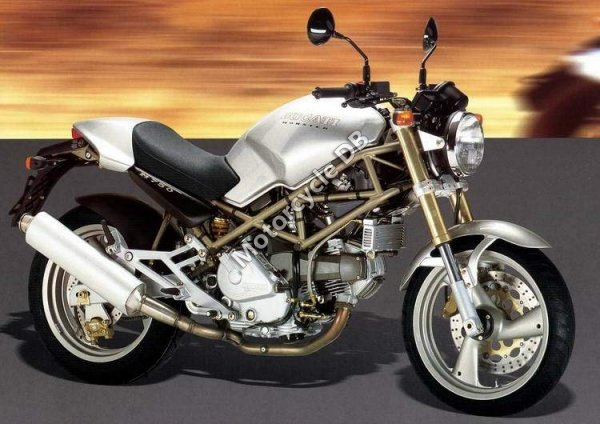 Ducati Monster 750/Monster 750 Dark/Monster 750 City/Monster 750 Metallic 2000 11438