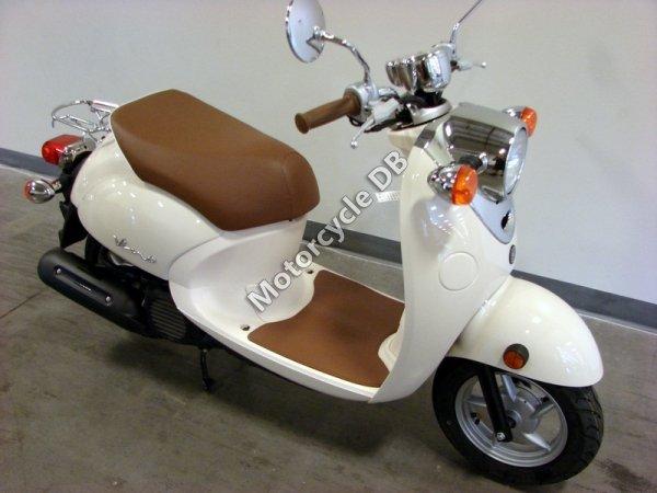 Yamaha Vino Classic 2013 22910