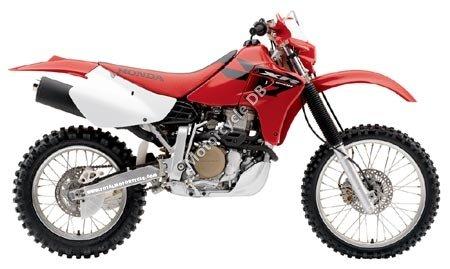 Honda XR 650 R 2006 5128