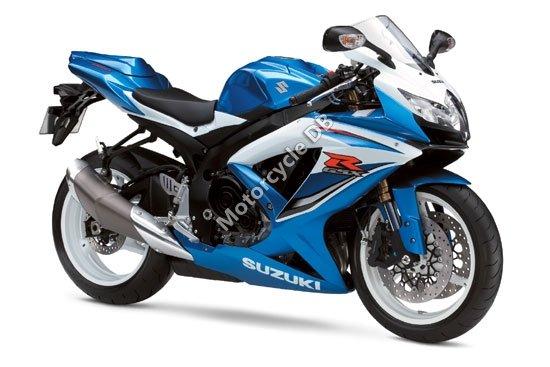 Suzuki GSX-R600 2009 3670
