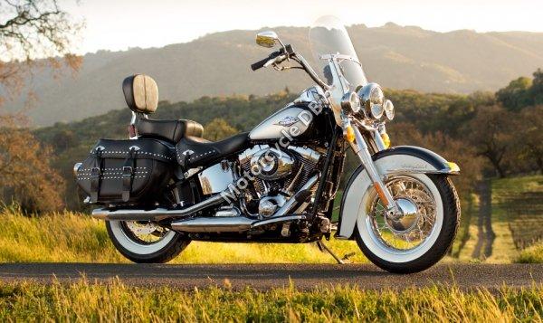 Harley-Davidson Heritage Softail Classic 110th Anniversary 2013 22738