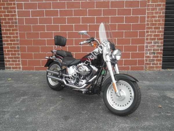 Harley-Davidson  FLSTF  Softail Fat Boy 2007 11806