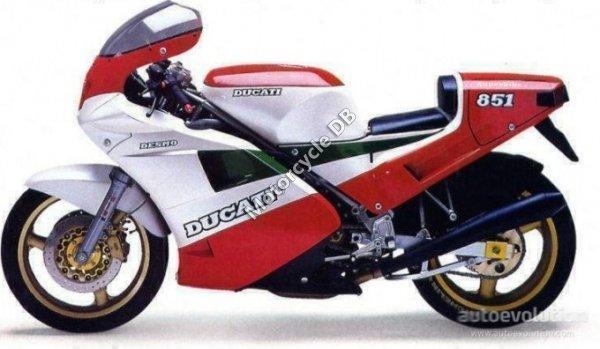 Ducati 851 S3 Strada 1992 10038