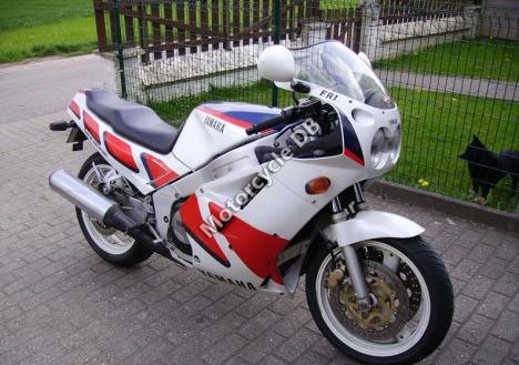 Yamaha FZR 750 R (reduced effect) 1989 12621