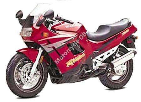 Suzuki GSX 750 F 1997 6850