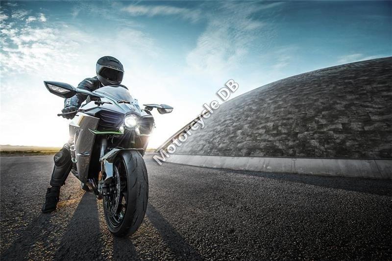 Kawasaki Ninja H2 2017 29100