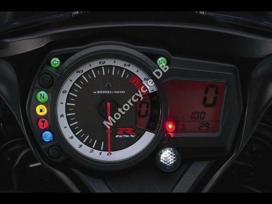 Suzuki GSX-R750 2010 4369