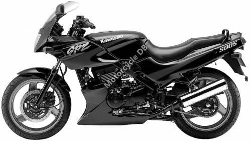 Kawasaki GPZ 500 S 2001 13248