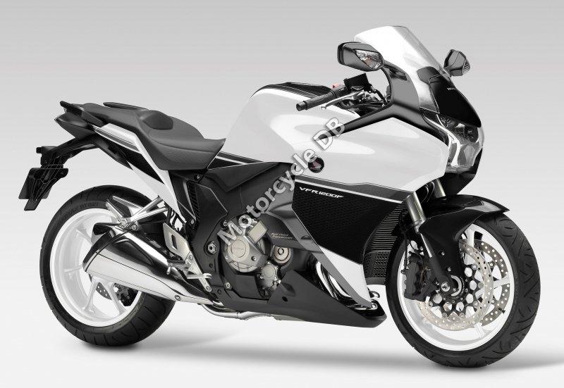 Honda VFR1200F 2014 30207