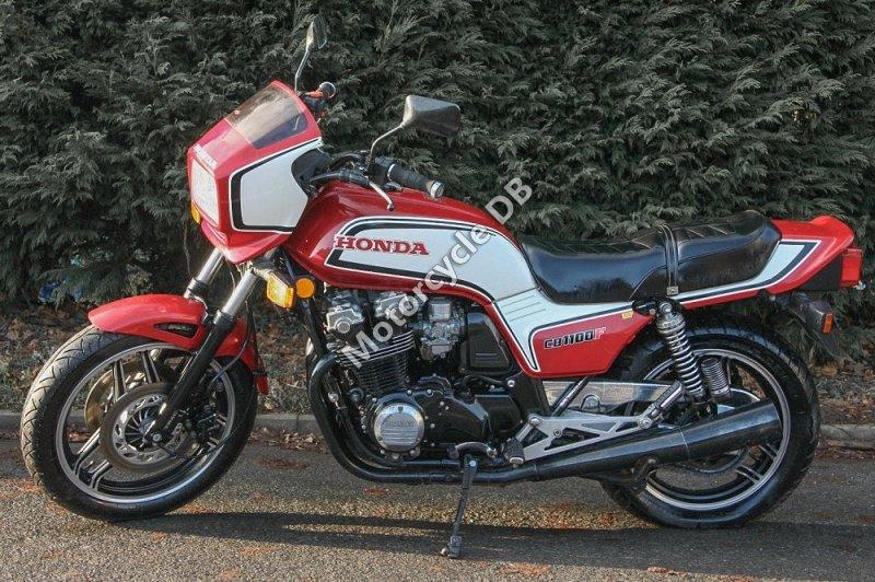 Honda CB 1100 F 1983 29768