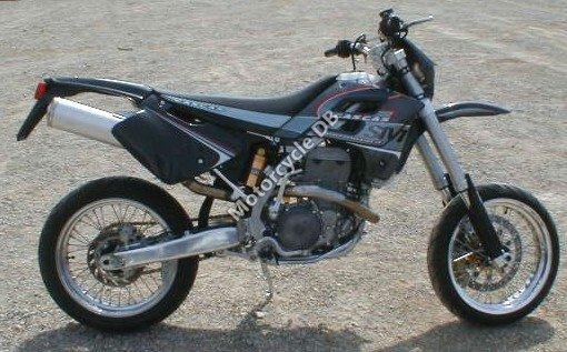 GAS GAS SM 400 FSE 2002 12001