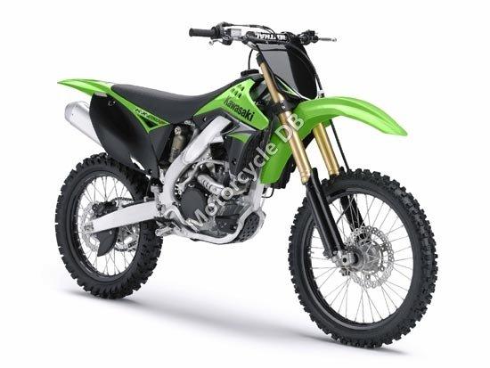 Kawasaki KX250F 2009 3199