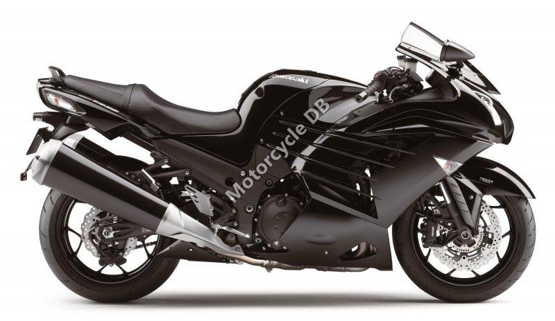 Kawasaki ZZR1400 2012 29165