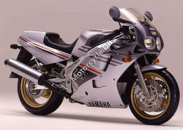 Yamaha FZR 1000 (reduced effect) 1989 13755