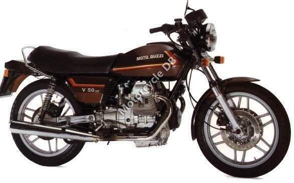 Moto Guzzi V 50 C 1983 19309