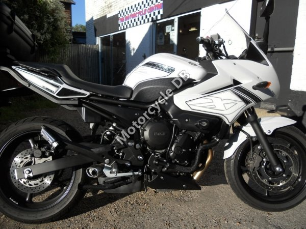 Yamaha XJ6 ABS 2012 21997