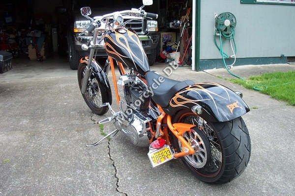 BMC Choppers Big Daddy ST 2009 9274